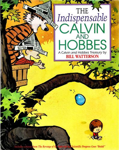 Calvin And Hobbes - The Indispensable