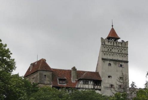 Dracula's Castle1