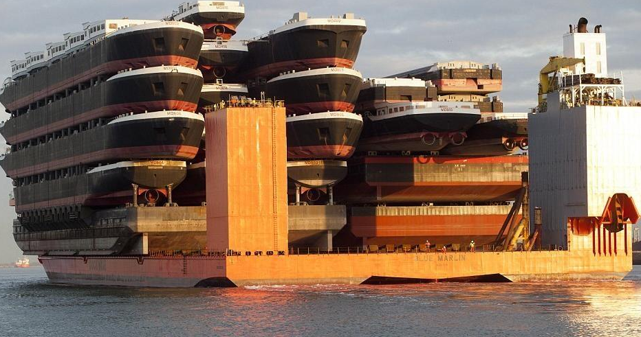 Here's Why The Baltic Dry Index Is Collapsing