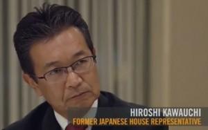 Hiroshi Kawauchi, former Japanese house representative on Fukushima
