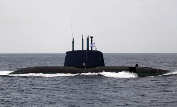 Israel Deploys 3 Nuclear-Armed Subs Off Iran Coast