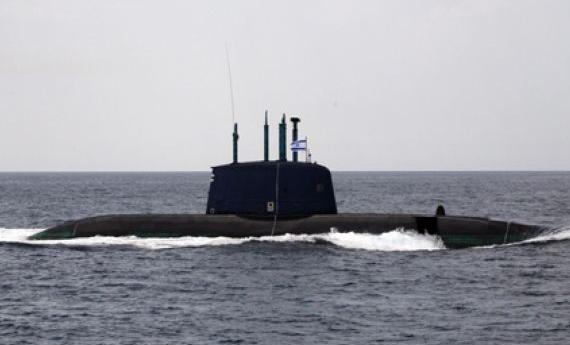 Israel Deploys 3 Nuclear-Armed Subs Off Iran Coast