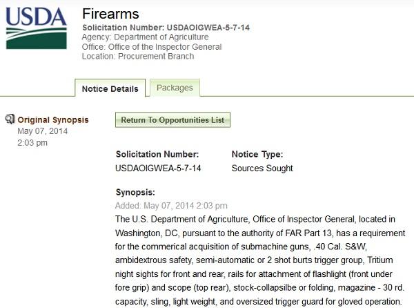 USDA-firearms-submachine-guns
