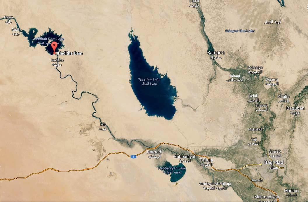 Haditha Dam