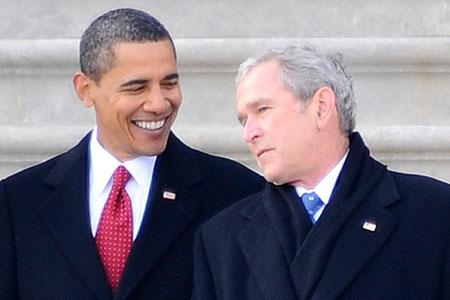 Obama Bush111