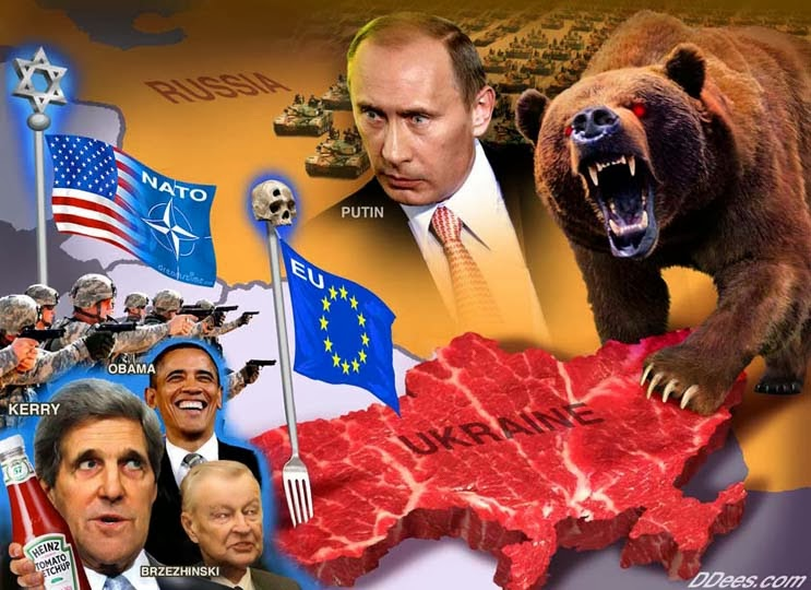 Provoking World War III - Antagonizing the Dragon and Bear