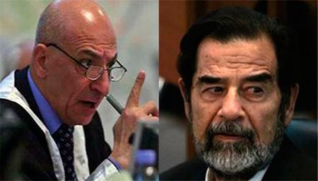 Saddam Judge