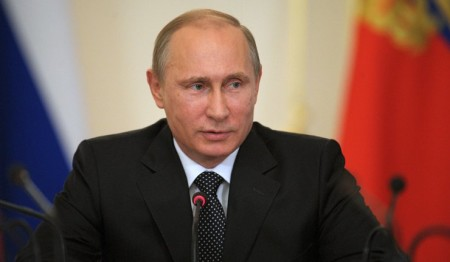 Vladimir Putin - 1