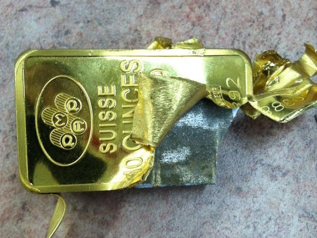 fake gold 3