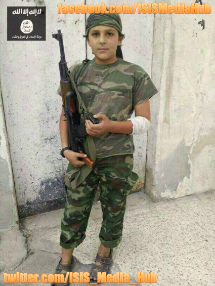 13-Year-Old-Jihadist-ISIS
