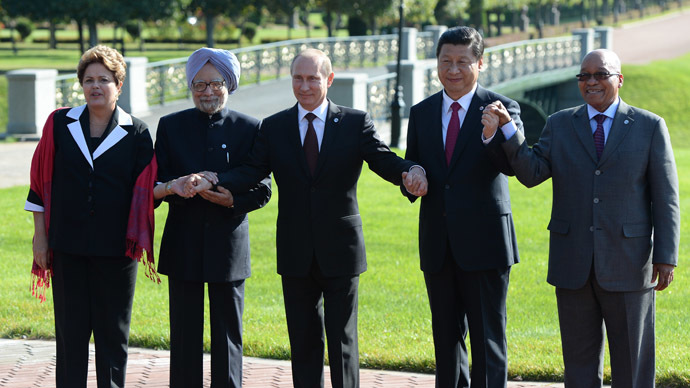 BRICS-happy