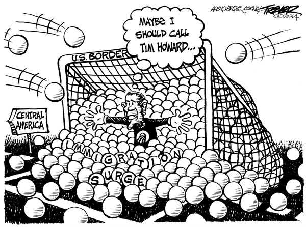 Obama-Tim-Howard-cartoon
