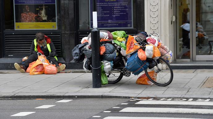 uk-homeless