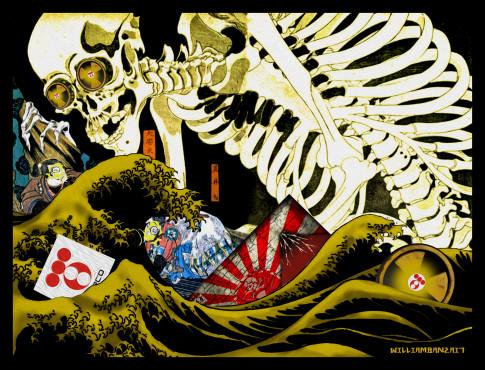Fukushima-Death