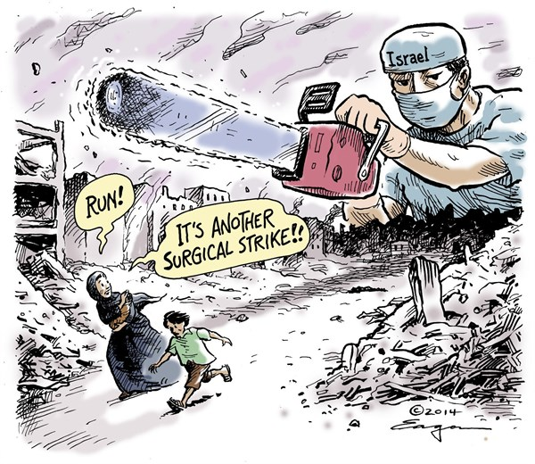 Israeli-Surgical-Strike