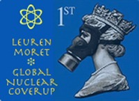 Leuren Moret - Nuclear Cover-Up