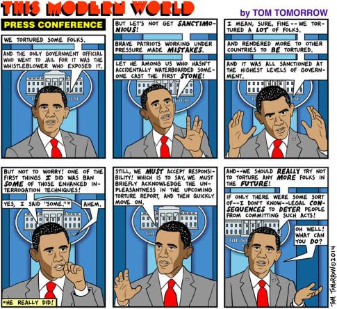 Obama-folksy