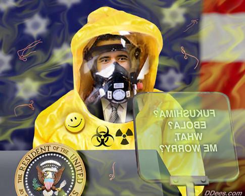Obamasuit-Fukushima-Ebola