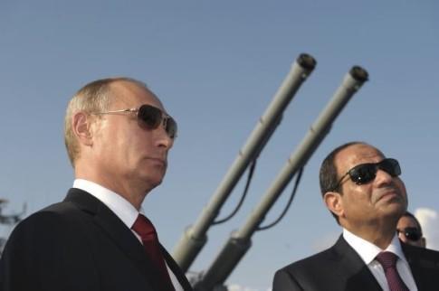 Putin Gun