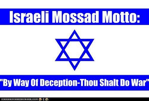 By way of deception thou shalt do war