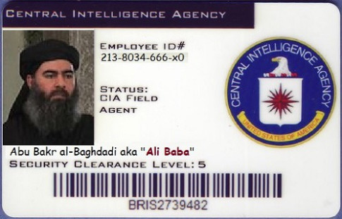 CIA isis