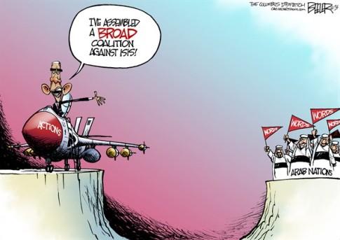 Obama-ISIS-Coalition