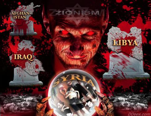 Syria-Zionism