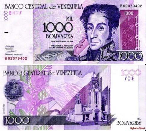 venezuela bolivares