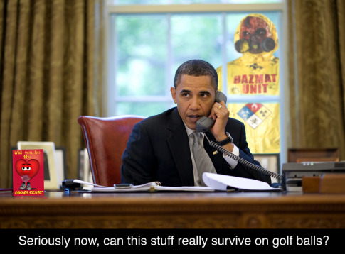 Obama-Golf1