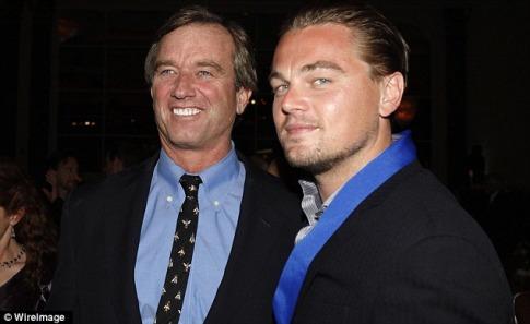 RFK Jr. - DiCaprio