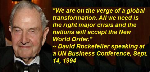 Rockefeller-nwo-New World Order