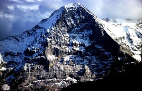 The-Eiger-Bernese-Alps-Switzerland