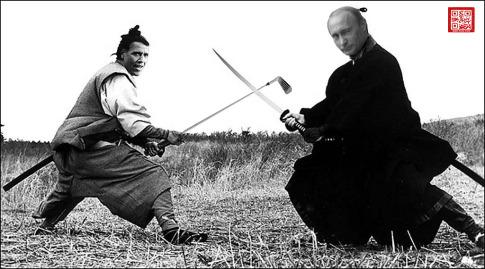 The Sanctions Samurai
