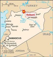 The Siege Of Kobani - Obama's Syrian Fiasco In Motion