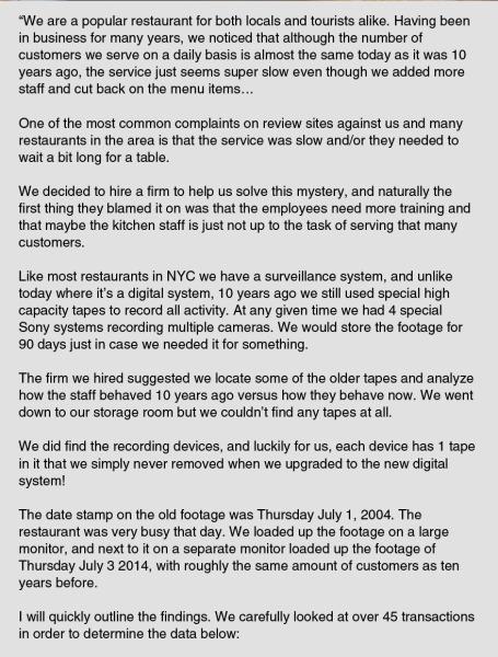 Why Do New York Restaurants Suck2