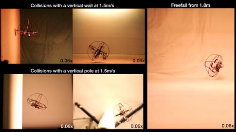 quadrotor-drones-flight-collision