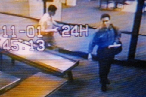 terrorists caught testing airport security months before attacks