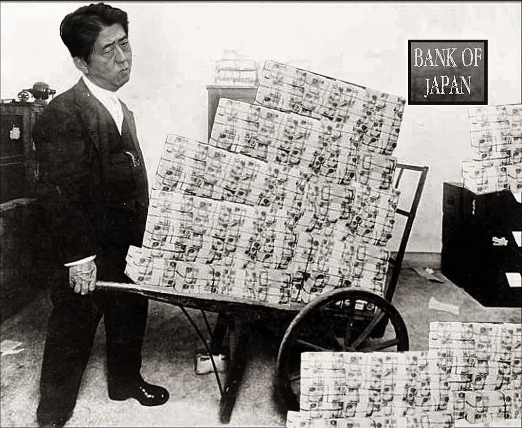 Bank of Japan - When Money Dies