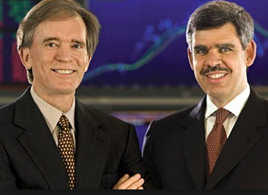 Bill Gross and Mohamed El-Erian
