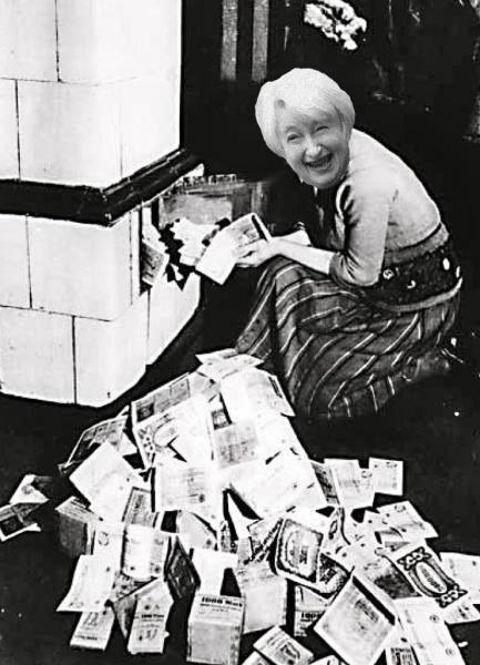 Fed - When Money Dies