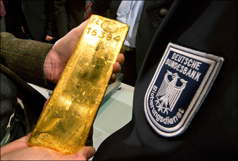 Gold-Deutsche-Bundesbank