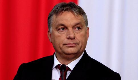 Hungarys Prime Minister Viktor Orban