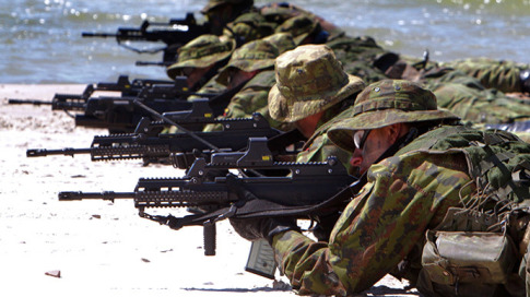 Iron Sword 2014 - NATO stages massive military drill in Lithuania