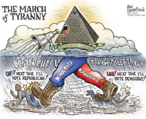 The-march-of-tyranny-republicans-democrats