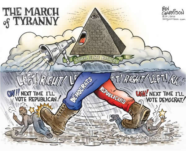 The-march-of-tyranny-republicans-democrats