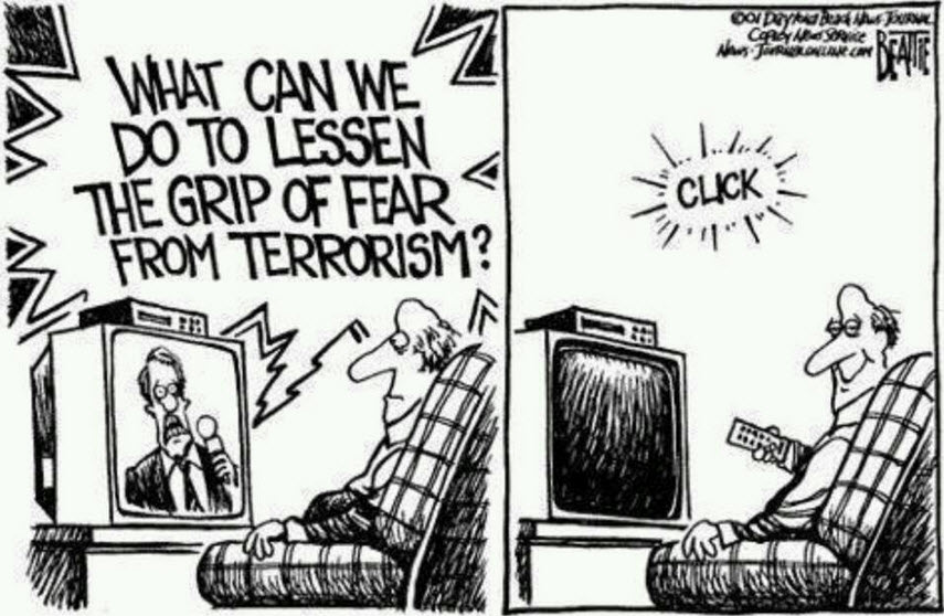 How To Fight Terrorism