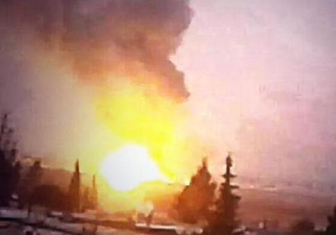 Israel strike Syria