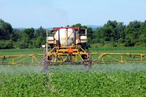 herbicide-on-crops