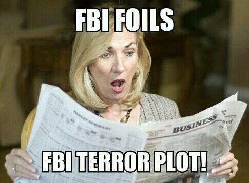 FBI Foils FBI Terror Plot