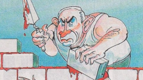 Israel to demand apology for anti-Semitic Netanyahu cartoon